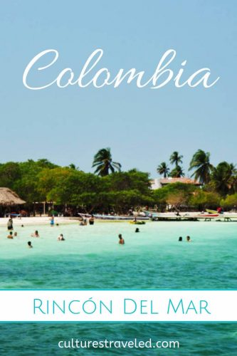 Remember Isla Mucura and Tintipan for your Colombia travels by pinning this guide.
